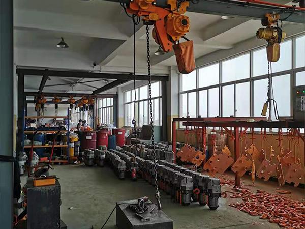 汉祥机械车间厂房