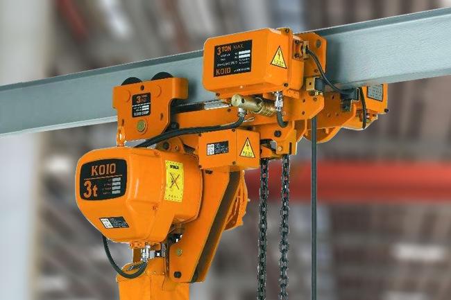 KOIO起重定制汉祥机械电动葫芦主动链轮
