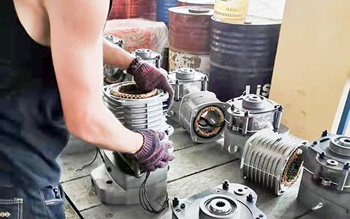 汉祥机械-3道出厂质量检测