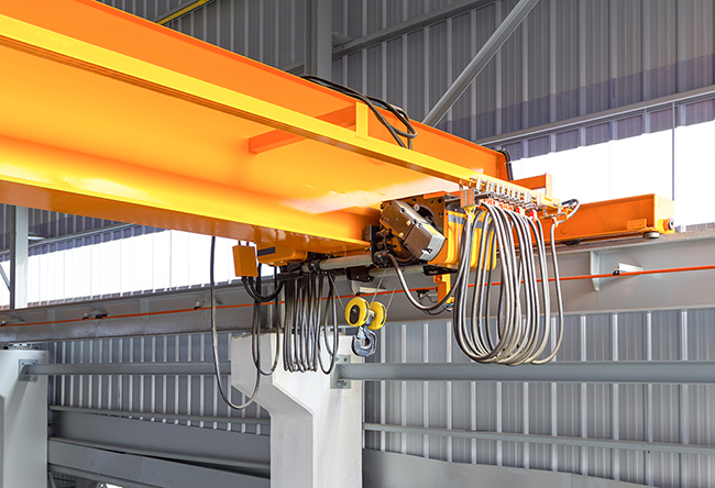 凯吨起重使用汉祥机械电动葫芦链轮