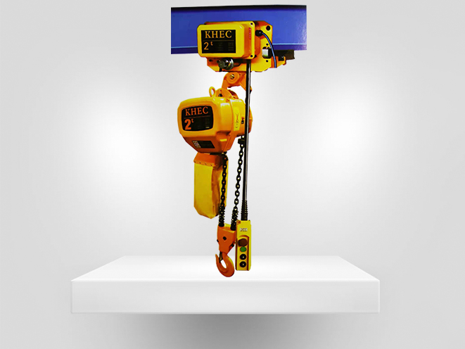 0.5T-7.5T运行式电动葫芦
